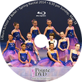 2014 Recital and Coppelia: Lilburn Recital Sunday 5/18/2014 6:30 pm Blu-ray
