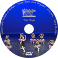 Gainesville School of Ballet 2014 Recital: Sunday 5/18/2014 5:30 pm wide angle only DVD