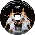 North Atlanta Dance Academy 2014 Recital: Saturday 5/31/2014 7:30 pm Show 2 DVD