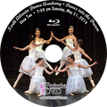 North Atlanta Dance Academy 2014 Recital: Saturday 5/31/2014 7:30 pm Show 2 Blu-ray