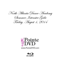North Atlanta Dance Academy Summer 2014: Friday 8/1/2014 Summer Intensive Blu-ray
