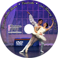 Sawnee Ballet Theatre Cinderella 2015: Sunday 2/15/2015 1:00 pm DVD