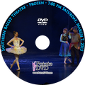 Southern Ballet Theatre Frozen 2015: Saturday 3/7/2015 7:00 pm DVD