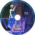Southern Ballet Theatre Frozen 2015: Saturday 3/7/2015 2:30 pm Blu-ray