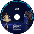 Southern Ballet Theatre Frozen 2015: Saturday 3/7/2015 7:00 pm Blu-ray