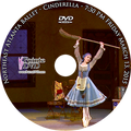 Northeast Atlanta Ballet Cinderella 2015: Friday 3/13/2015 7:30 pm DVD