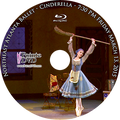 Northeast Atlanta Ballet Cinderella 2015: Friday 3/13/2015 7:30 pm Blu-ray
