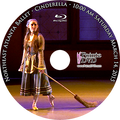 Northeast Atlanta Ballet Cinderella 2015: Saturday 3/14/2015 10:00 am Blu-ray
