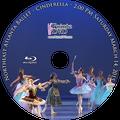 Northeast Atlanta Ballet Cinderella 2015: Saturday 3/14/2015 2:00 pm Blu-ray
