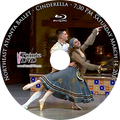 Northeast Atlanta Ballet Cinderella 2015: Saturday 3/14/2015 7:30 pm Blu-ray