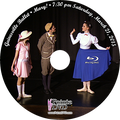 Gainesville Ballet Mary! 2015: Sat 3/21/2015 7:30 pm Edited 2 cameras Blu-ray