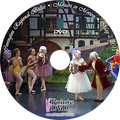 Covington Regional Ballet Mozart in Motion 2015: Saturday 5/2/2015 DVD