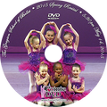2015 Recital and Little Mermaid: Grayson Recital Thursday 5/14/2015 5:30 pm DVD