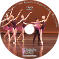 Gwinnett Ballet Theatre 2015 School Recital: 6:30 pm Saturday 5/16/2015 DVD