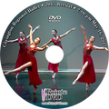 Covington Regional Ballet 2015 Recital: 2:00 pm Saturday 5/16/2015 DVD