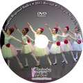 Covington Regional Ballet 2015 Recital: 5:30 pm Saturday 5/16/2015 DVD