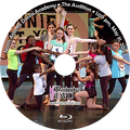 North Atlanta Dance Academy 2015 Recital: Musical Theatre The Audition:  1:00 pm Sunday 5/31/2015 Blu-ray