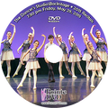 Dancer's Studio Backstage 2015 Recital: Friday 5/30/2015 7:30 pm DVD