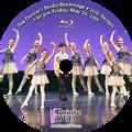 Dancer's Studio Backstage 2015 Recital: Friday 5/30/2015 7:30 pm Blu-ray