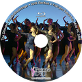 Dancer's Studio Backstage 2015 Recital: Saturday 5/31/2015 7:30 pm Blu-ray