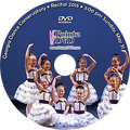 Georgia Dance Conservatory 2015 Recital: Sunday 5/31/2015 3:00 pm DVD