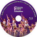 Studio 1 Dance Company 2015 Recital: 3:00 pm Saturday 6/20/2015 Blu-ray