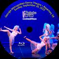Georgia Metropolitan Dance Theatre Repertory 59: Sunday 9/20/2015 2:00 pm Blu-ray