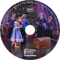 Georgia Metropolitan Dance Theatre The Nutcracker 2015: Saturday 11/28/2015 2:00 pm DVD