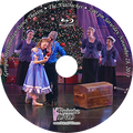 Georgia Metropolitan Dance Theatre The Nutcracker 2015: Saturday 11/28/2015 2:00 pm Blu-ray
