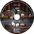 Gainesville Ballet The Nutcracker 2015: Sunday 12/6/2015 2:00 pm Wide only DVD