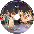 Gwinnett Ballet Theatre The Nutcracker 2015: Saturday 12/19/2015 2:30 pm DVD