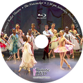 Gwinnett Ballet Theatre The Nutcracker 2015: Saturday 12/19/2015 2:30 pm Blu-ray