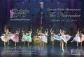 Gwinnett Ballet Theatre The Nutcracker 2015: Extra DVD or Blu-ray Case
