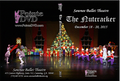 Sawnee Ballet Theatre The Nutcracker 2015: Extra DVD or Blu-ray Case