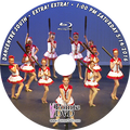 Dancentre South Extra! Extra! 2016 Recital: Saturday 5/14/2016 1:00 pm Blu-ray