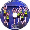 Dancentre South Extra! Extra! 2016 Recital: Saturday 5/14/2016 6:30 pm Blu-ray