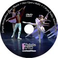 Georgia Metropolitan Dance Theatre Once Upon a Ballet 2016: Friday 3/18/2016 7:30 pm DVD