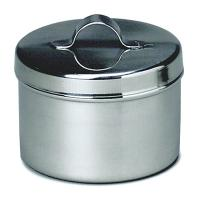 Grafco Ointment Jar with Strap Handle Cover