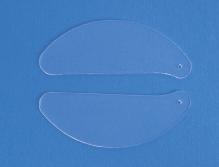 Pre-Cut™ Splint Internal Nasal Splint, Silicone, 1.0mm, 5pr / box