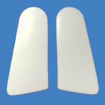 Dempsey Splints, Fluoroplastic, 10pr / box