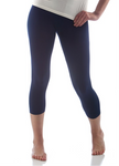 BambooDreams Cropped Leggings - Navy