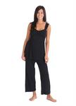 BambooDreams Cleo Pajama Set - Black