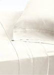Yala Luxury Silk Sheet - Natural White