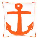 Fresh American Admiral Tangerine Indoor/Outdoor Pillow