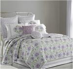 Dena Home French Lavender Quilt