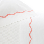 Pine Cone Hill Petite Vine Coral Pillowcases (Pair)