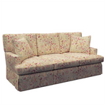 Annie Selke Ines Sabrook 3 Seater Upholstered Sofa