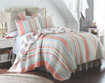 Levtex Brighton Coral Pillow Sham