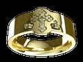 M0121 - 18k Yellow Gold (6 mm)