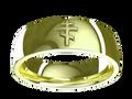 M0241 - 14k Green Gold (6 mm)